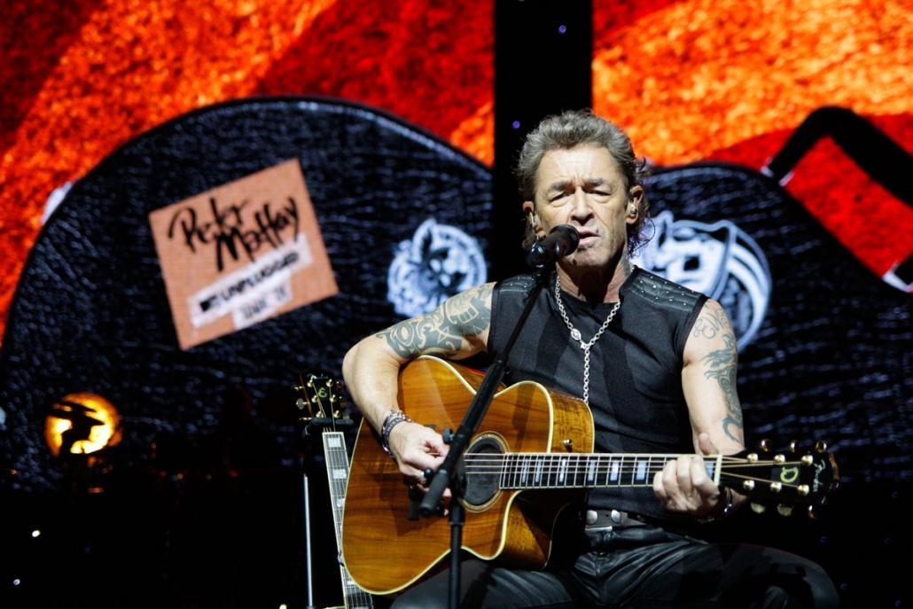 Am 14. Februar startet die Unplugged-Tour von Peter Maffay in Kiel