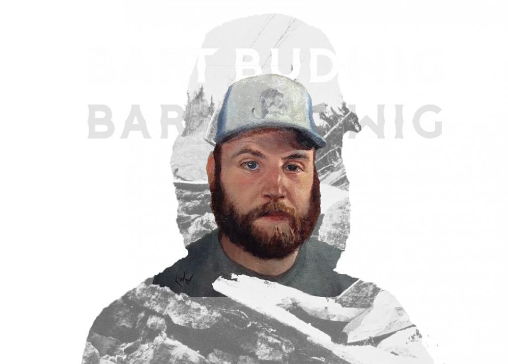 Bart Budwig ist bekannt für seine Lagerfeuer-Musik