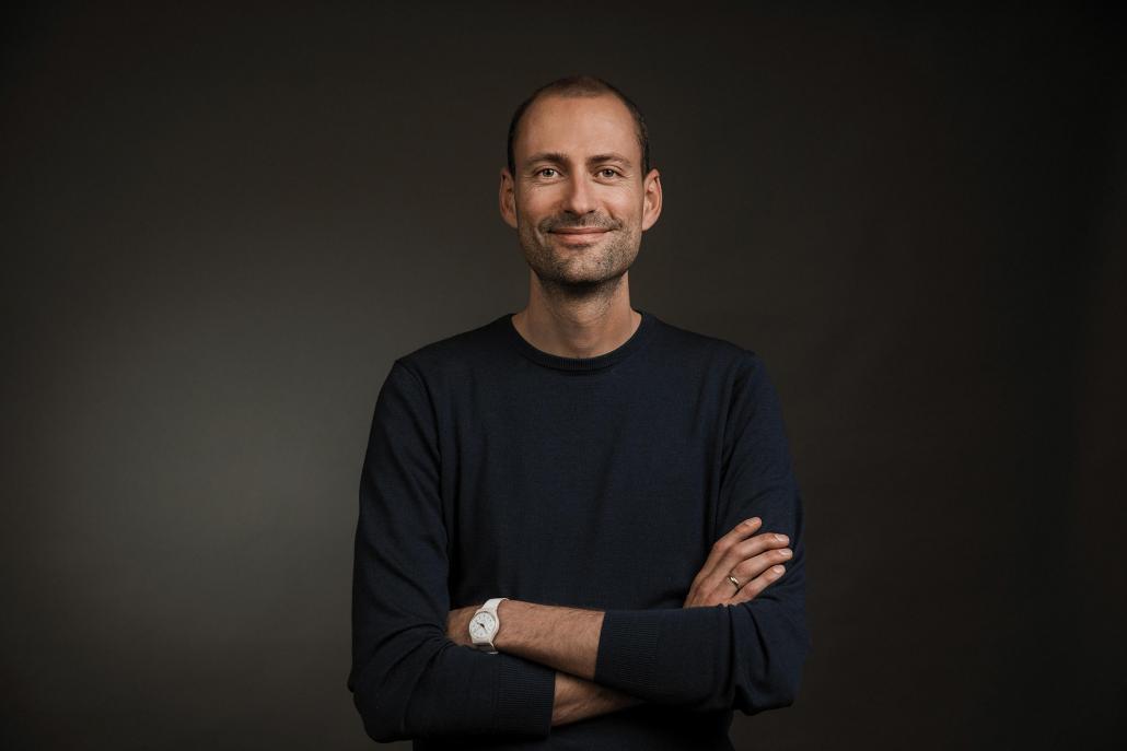 Geschäftsführer Moritz Günther ist es wichtig, dass die verwendeten Rohstoffe aus der Region kommen