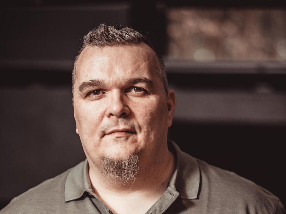 Produzent Mark Smith arbeitete unter anderem schon mit Johannes Oerding und Ina Müller zusammen