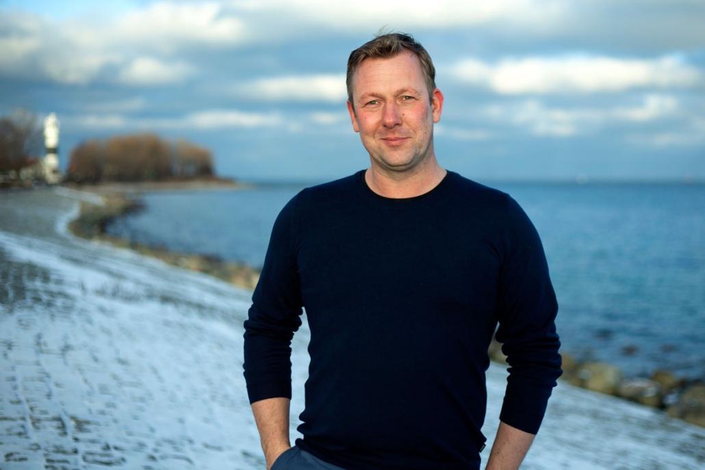 Mark Thietje,Geschäftsführer Thitronik GmbH
