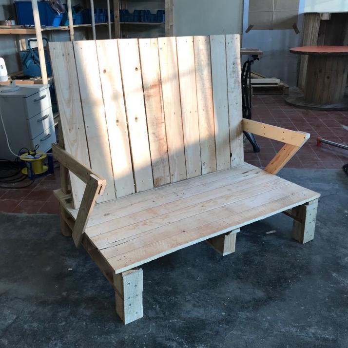 In der Wiker Werkerei entstehen tolle Holzarbeiten