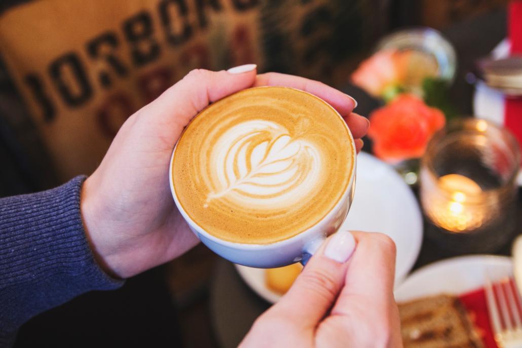 Förde Fräulein Finja kehrt am liebsten im Café Hilda ein
