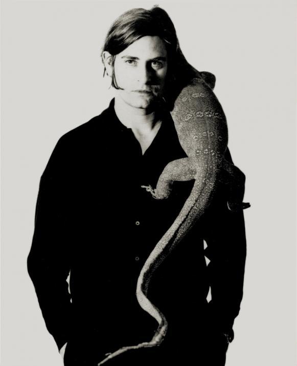 """Phillip Boa (Foto), geboren in Dortmund, gründete 1985 die Independent-Band """"Phillip Boa and the Voodooclub"""""""
