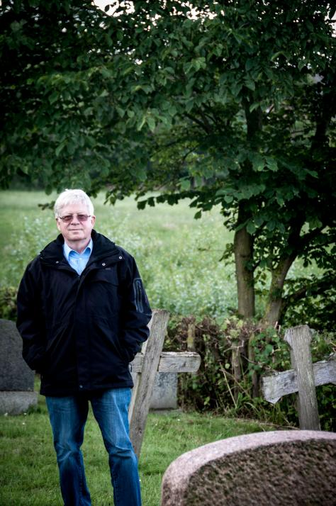 "Autor Hannes Nygaard liest ""Stadt in Flammen"""