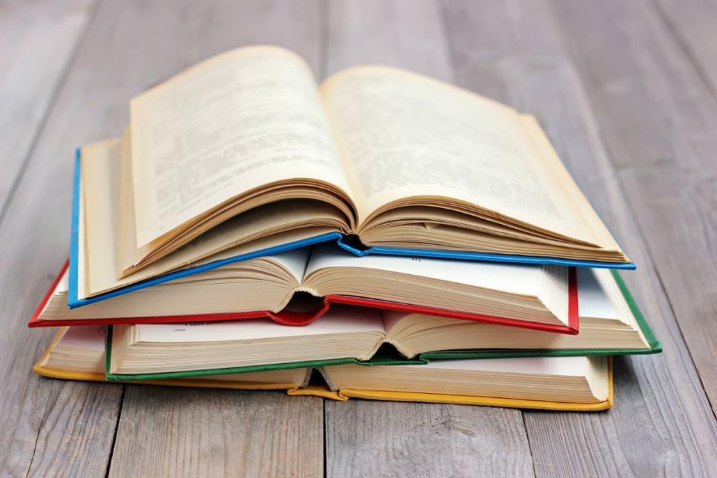 Bücher, Bücher und noch mehr Bücher warten am 21. April im Sophienhof