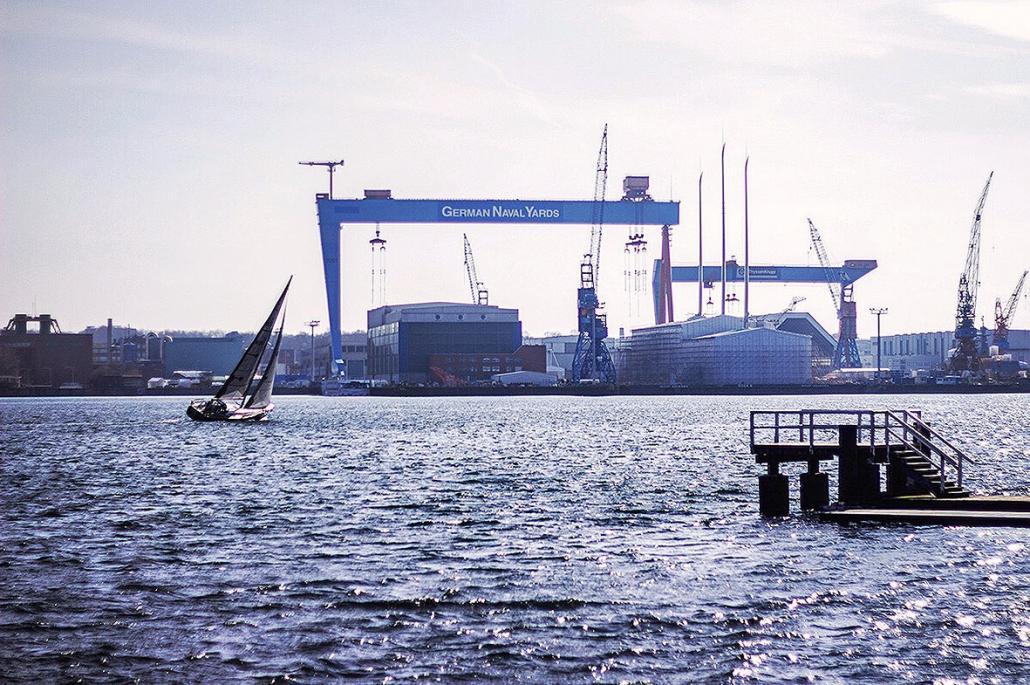 Kiel hat einiges an Ausflugsmöglichkeiten zu bieten