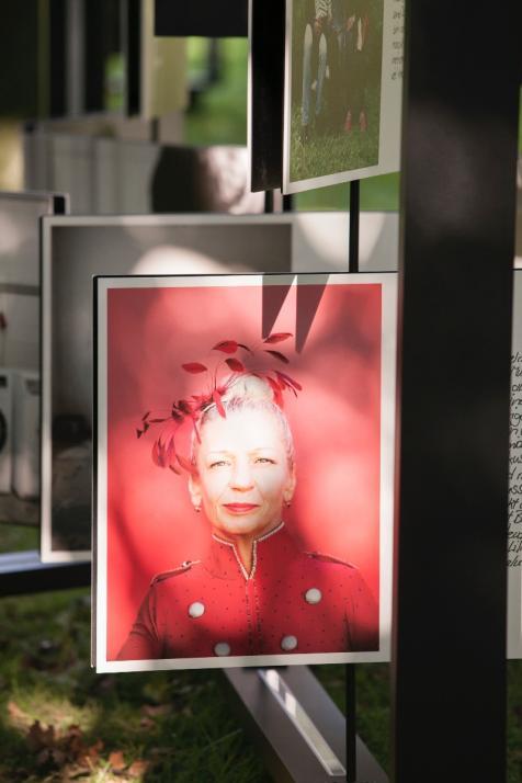 Die Ausstellung zeigt die Gewinnerbilder des Fotowettbewerbs
