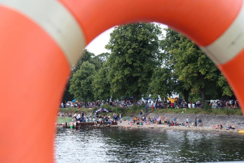 Mit viel Herz und guter Musik geht das Festival am kleinen Strand in die 7. Runde