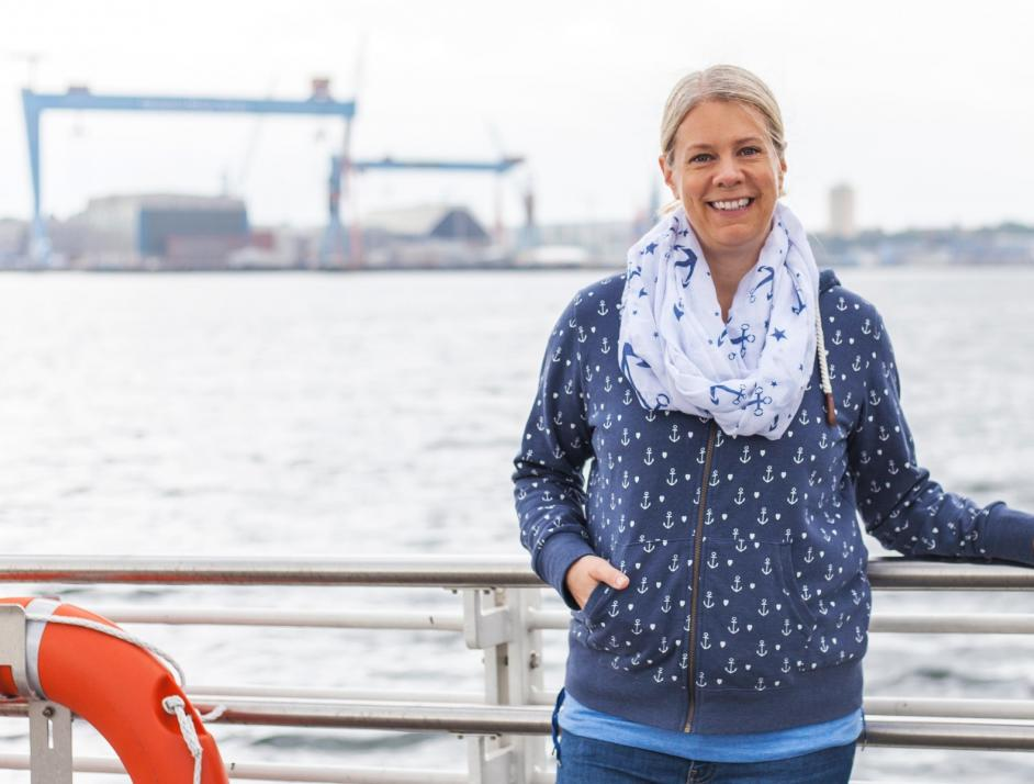 Bloggerin Küstenmami ist zweifache Mutter