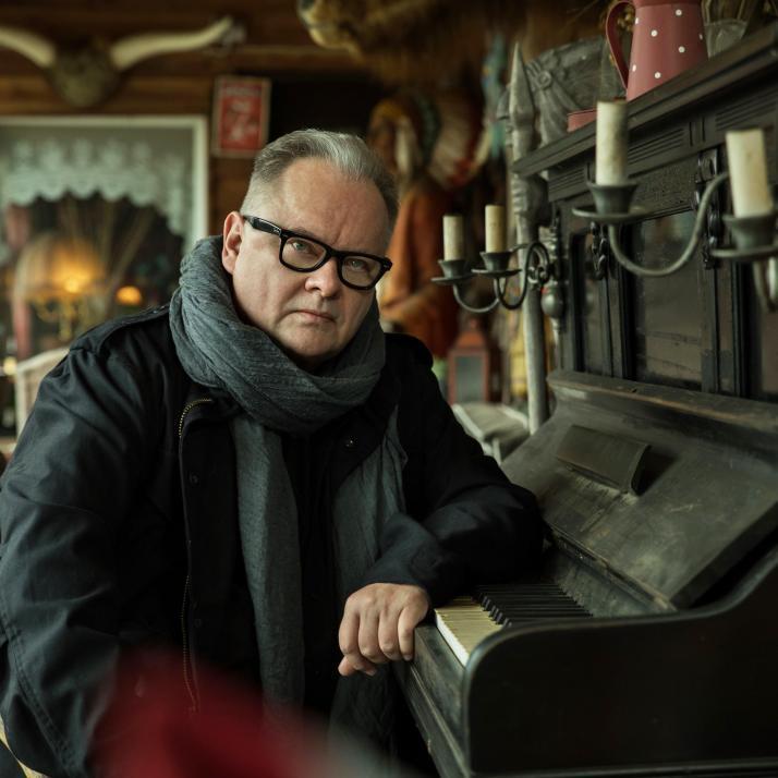 Heinz-Rudolph Kunze ist seit Jahrzehnten eine feste Größe der deutschen Musikszene