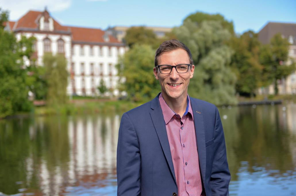 Philipp Dornberger ist neuer Referatsleiter des KiWo-Büros