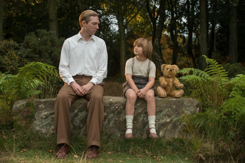 Domhnall Gleeson (li.) und Will Tilston spielen die beiden Hauptdarsteller des Films