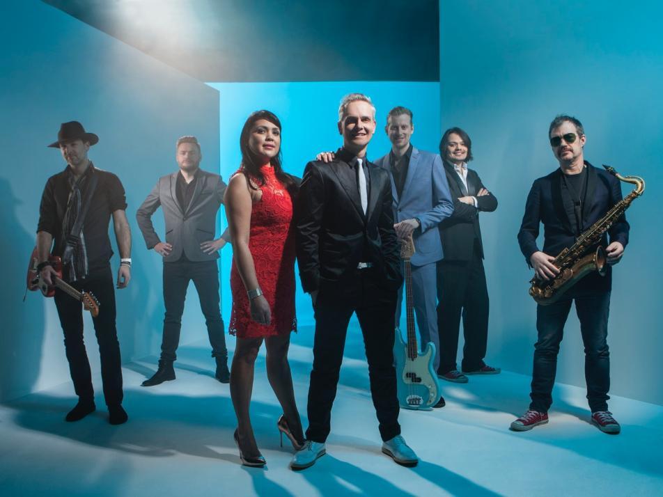 Die Hermes House Band liefert verlässlich Party-Hits