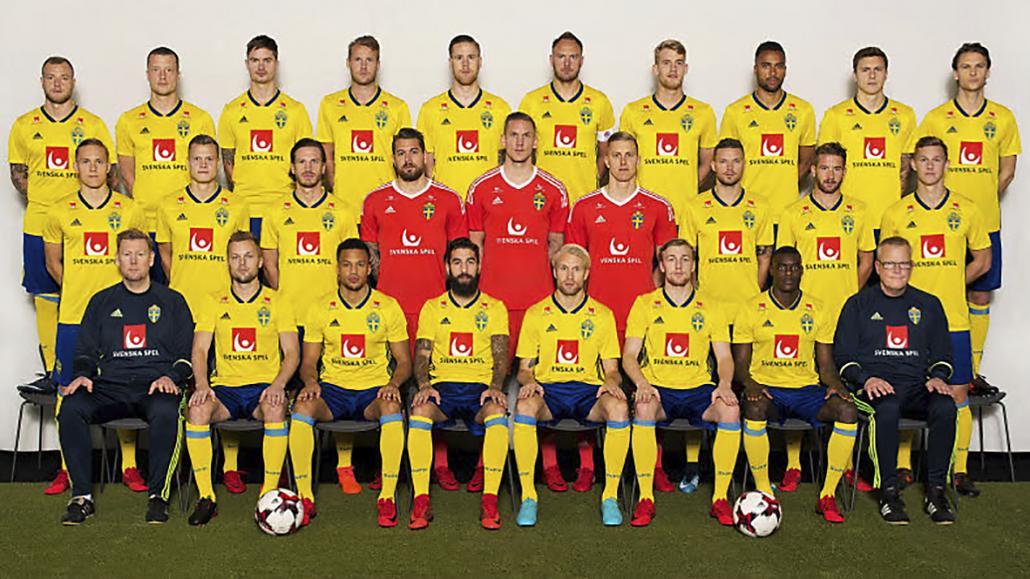 ...die Partie gegen Schweden findet am 23. Juni statt...