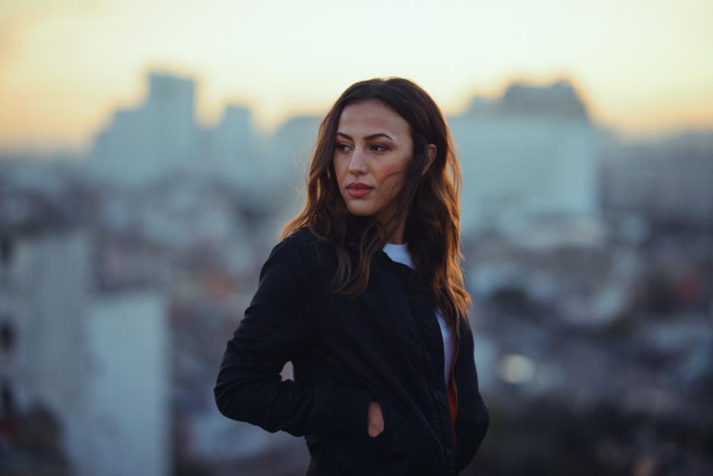 """Namika hat ihr neues Album """"Que Walou"""" im Gepäck"""