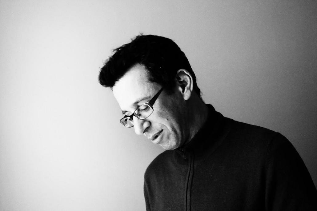 Der israelische Autor Assaf Gavron