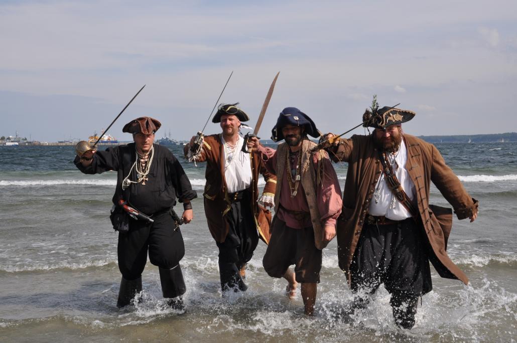 Drei Tage Piratenparty in Eckernförde – das will man nicht verpassen!