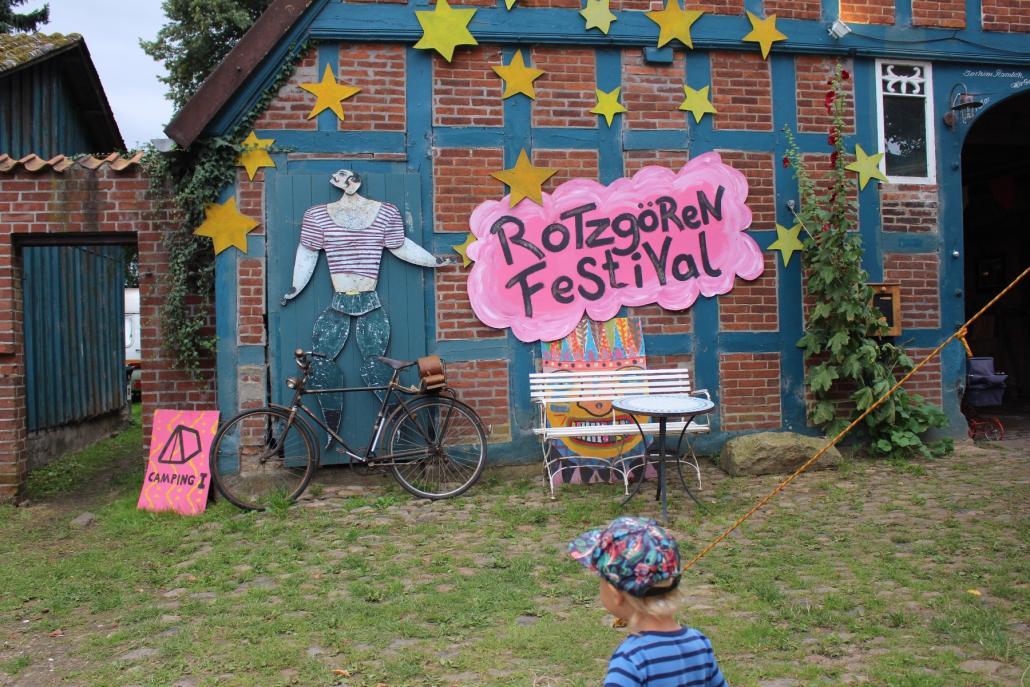 Das Rotzgören Festival findet bereits zum 7. Mal in Techelsdorf statt