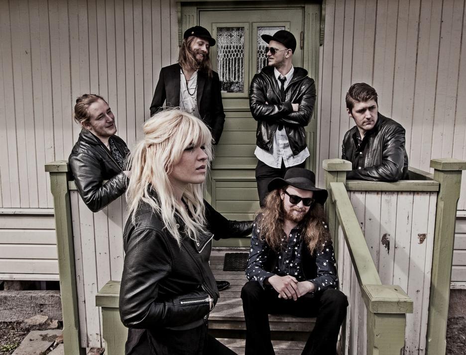 Lassen Sie sich von der Lisa Lystam Family Band mit Blues aus Schweden verzaubern