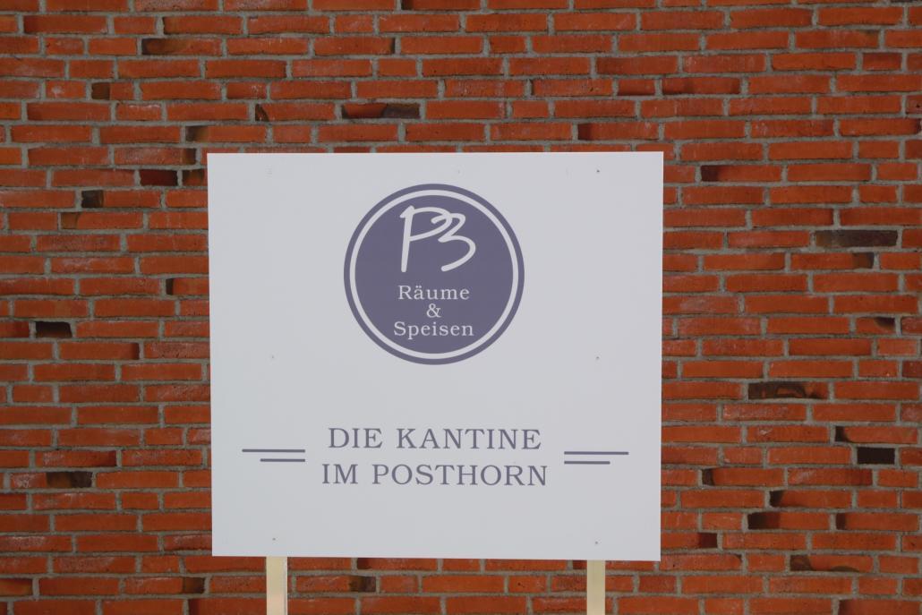 Die neue Kantine in Kronshagen befindet sich in den Gebäuden von PariSERVE