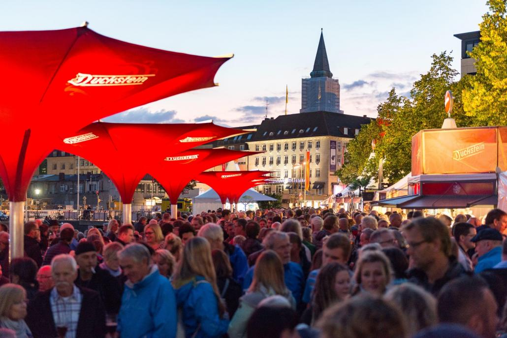 Duckstein-Festival geht in die Verlängerung