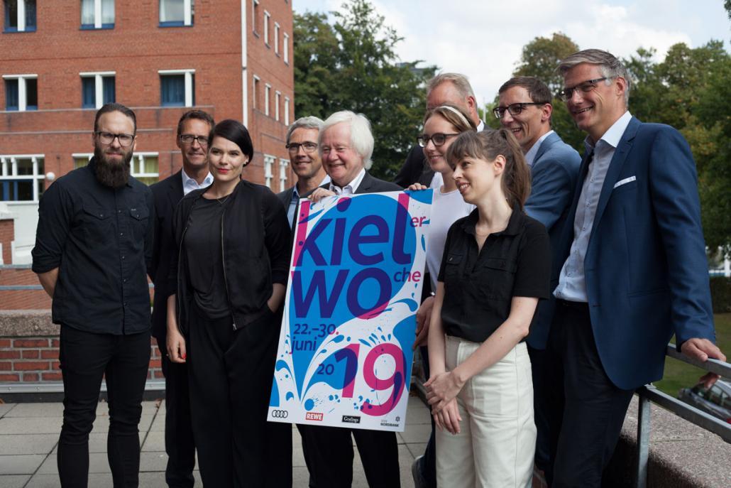 KiWo 2019: Spritzig wie ein Wassertropfen