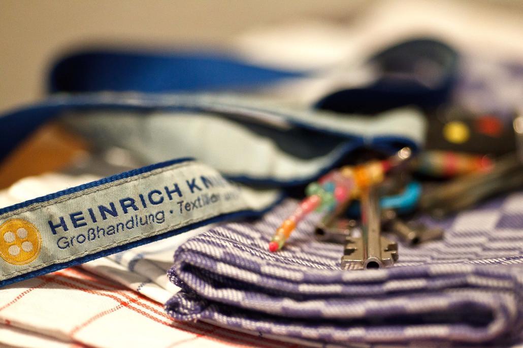 Textilien für alle Fälle