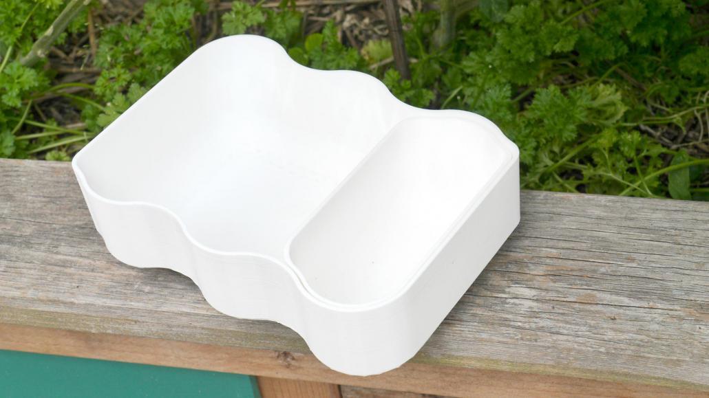 Nachhaltiges Lunch in der Ankerbox