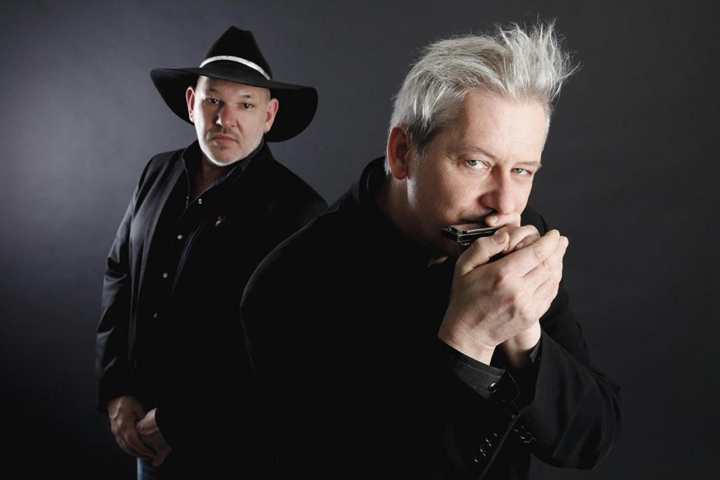 Norddeutsches Duo wieder auf Tour