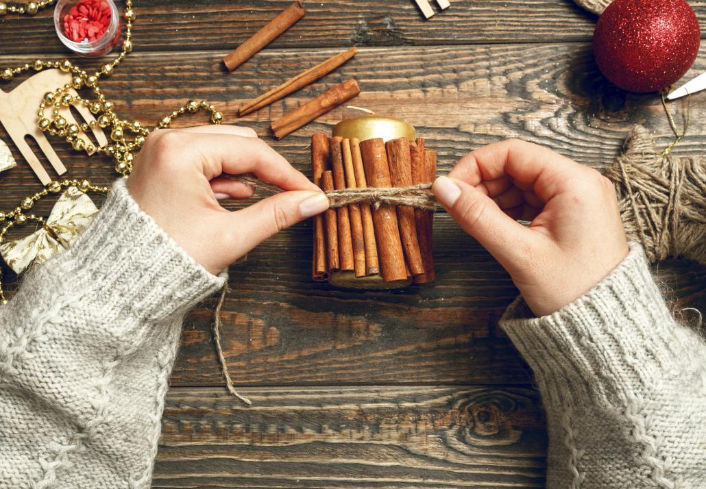 Wohlfühl-Ideen zu Weihnachten