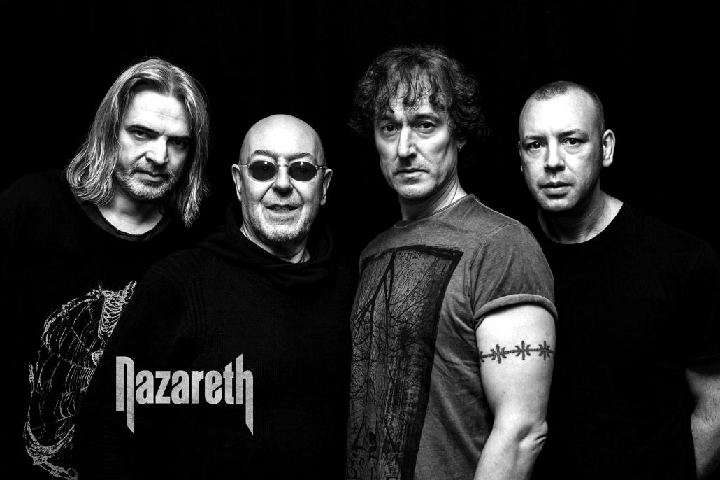 Die Band Nazareth ist nach fünf Jahren mit einem neuen Album zurück