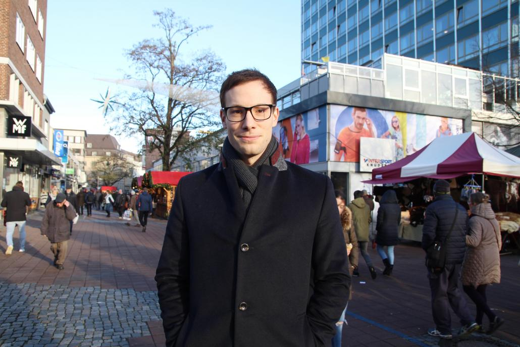 Niklas: Ich möchte 2019 wieder etwas mehr Zeit mit meiner Familie verbringen.