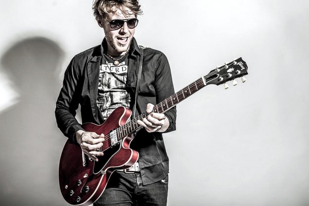 Überzeugt durch Authentizität und eigenen Grooves: Florian Lohoff und seine Band