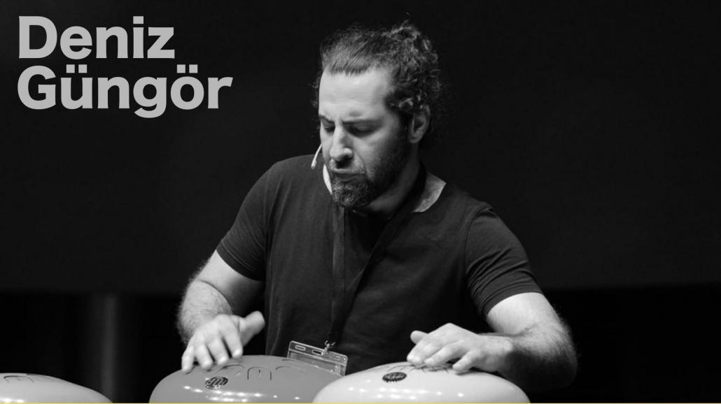 Wird live auf der Bühne die neuen Aquadrums vorstellen: Deniz Güngör