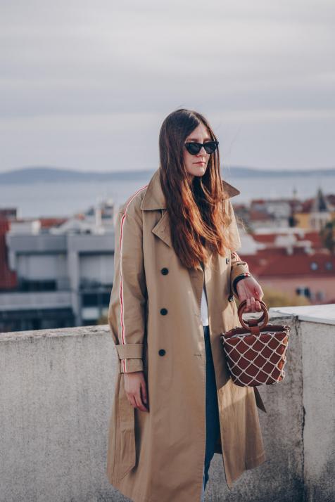 Ausgefallene und zeitlose Trenchcoats sind ein echtes Must-Have im Kleiderschrank