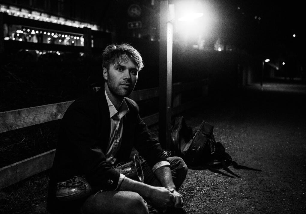 Spielt mir seinem Nebenprojekt Night Repair drei norddeutsche Konzerte