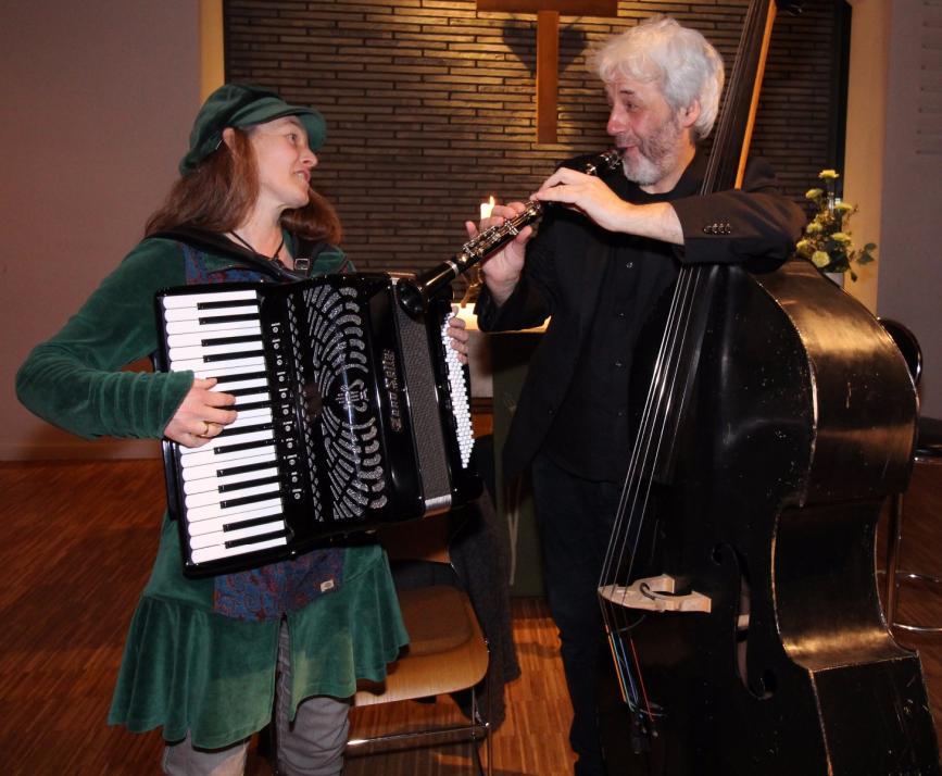 Klezmer und jiddische Lieder