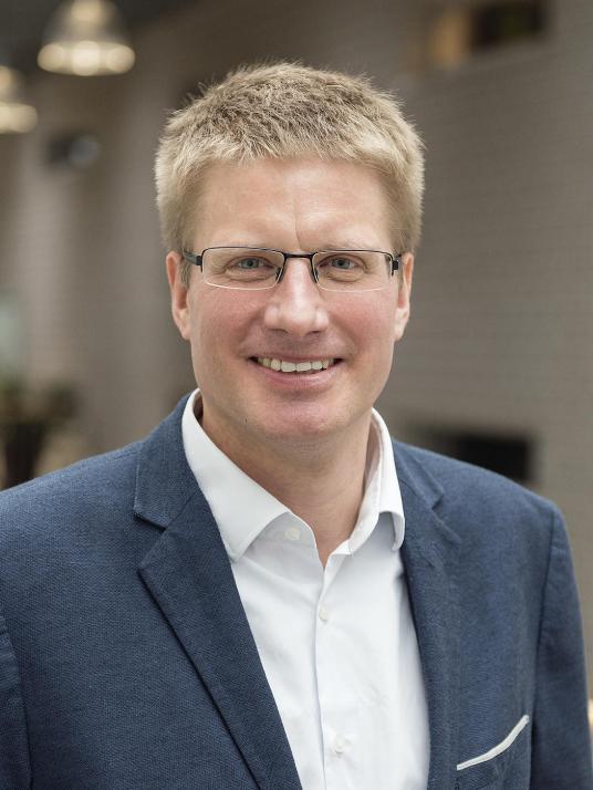 Arbeitskreis-Leiter Peter Plambeck engagiert sich seit 2009 bei den Wirtschaftsjunioren Kiel