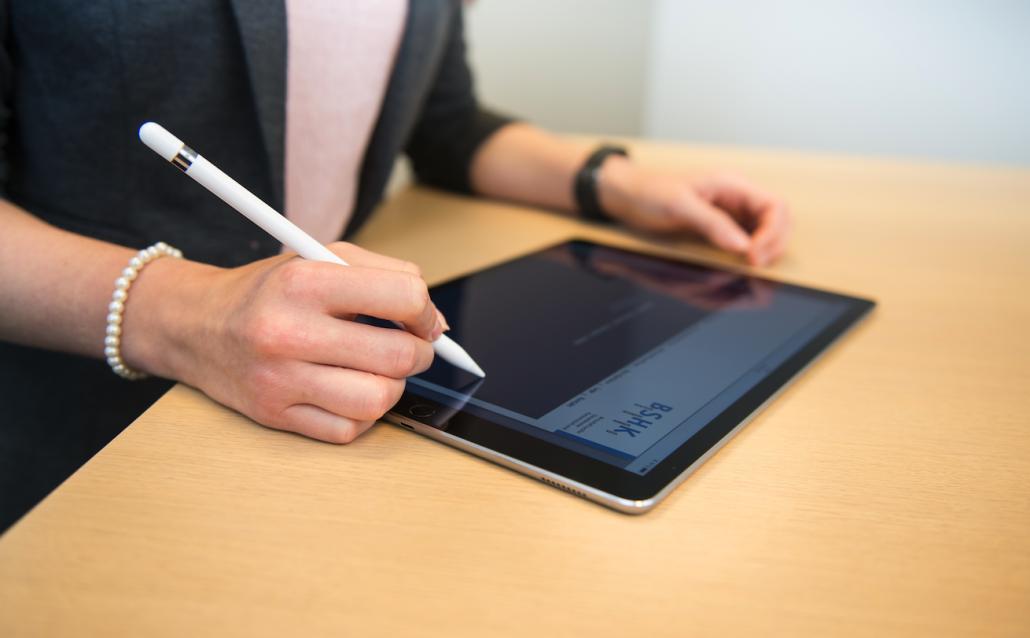 """Die """"digitale Kanzlei"""" arbeitet unkompliziert, direkt und papierlos"""
