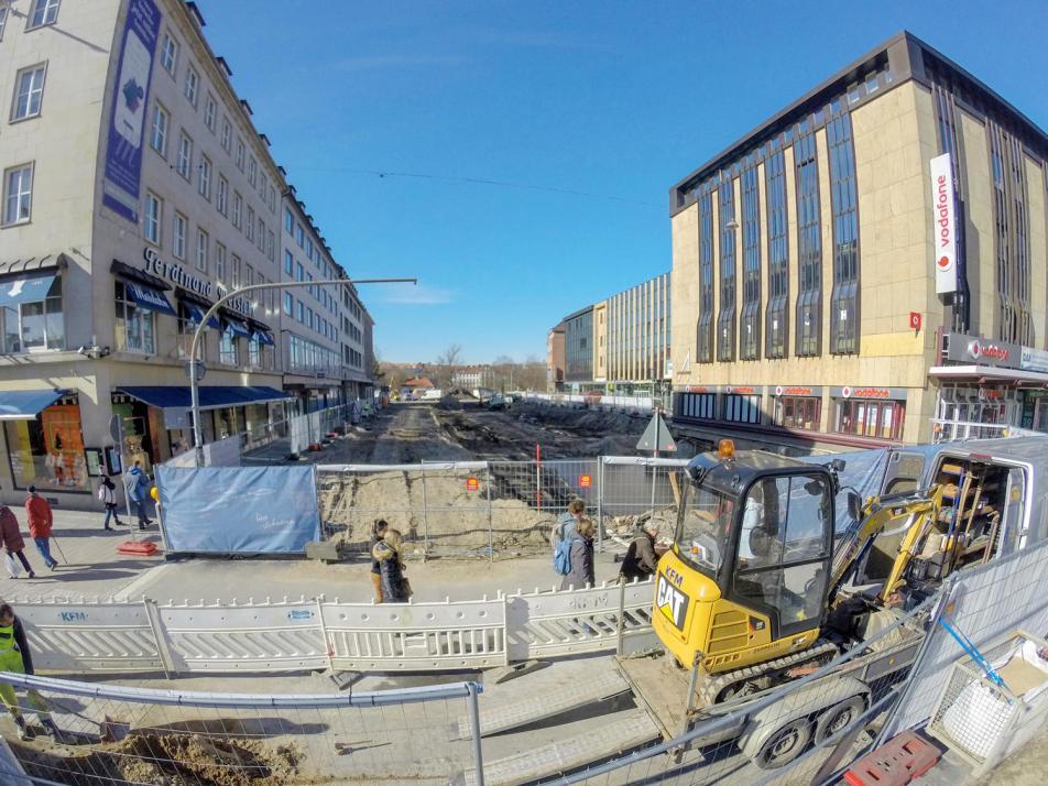 Bis Ende des Jahres soll der kleine Kiel-Kanal fertiggestellt sein