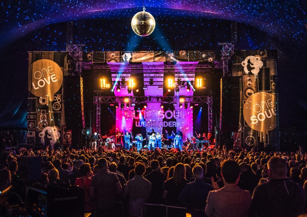 Der Baltic Soul Weekender bietet ein buntes Programm mit hochkarätigen Stars