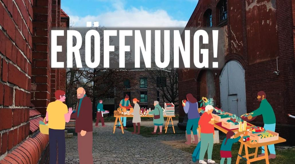 Eröffnung Marktschwärmer Kiel-Wik