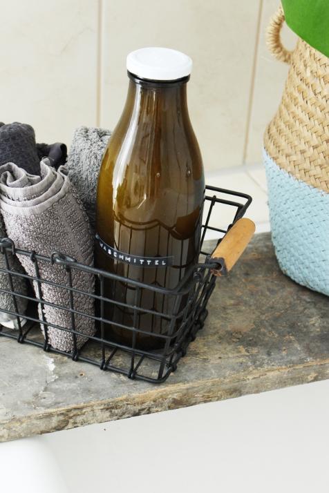 Waschmittel selbst herstellen ist einfach und umweltschonend!