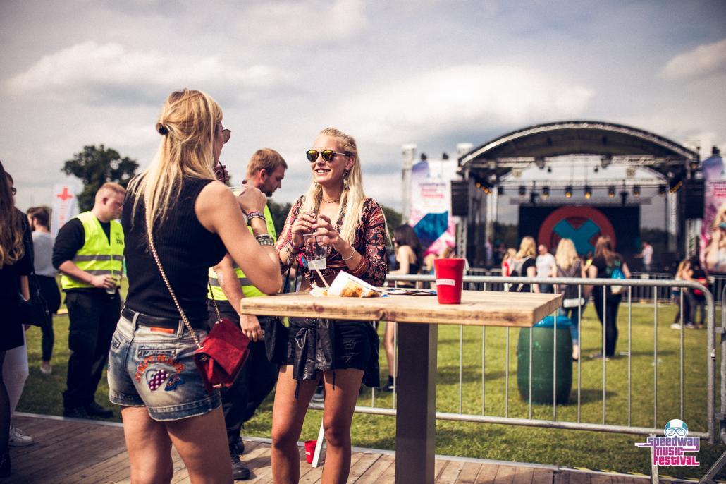 Jubiläums-Aufgebot beim Speedway Music Festival