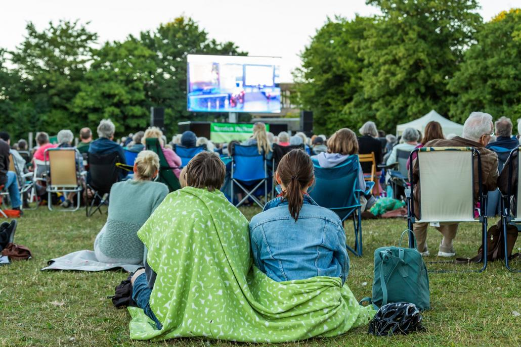 Live-Übertragung der Sommeroper