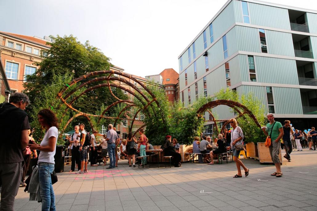 Ausstellungen in der Muthesius Kunsthochschule