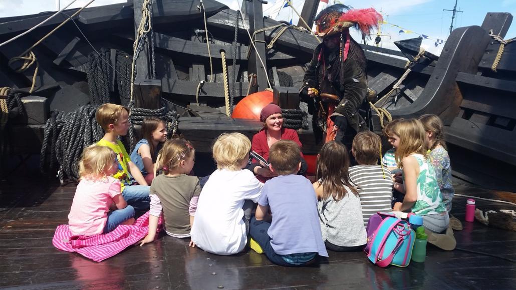 Lesungen für Kinder am Meer