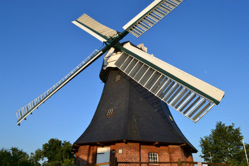 In der Mühle Krokau finden Informationsveranstaltungen rund um das Korn statt