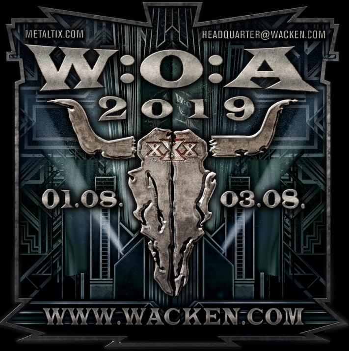 Vorglühen fürs Wacken Festival